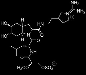 Dysinosin A chemical structure