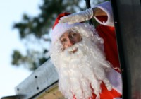 Santa Celebration at The Workshops Rail Museum