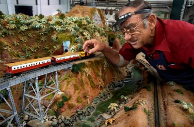 Queensland Model Railway Show