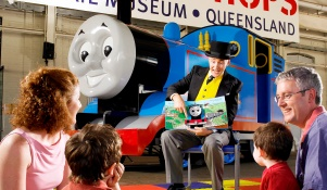 Sensory Friendly Day out with Thomas Session