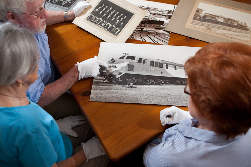Railway Reminiscences - Family Connections