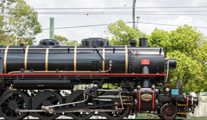 World Science Festival Brisbane Steam Train