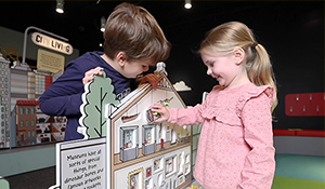 Spring School Holidays at the Museum